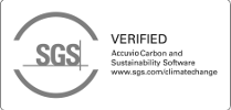 sgs Carbon Accreditation greenhouse gas emissions